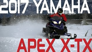 STV 2017 Yamaha Apex X-TX