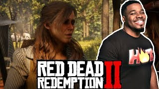 THIS WOMAN A BEAST ! Red Dead Redemption 2 Walkthrough Gameplay Part 16 - (RDR2)