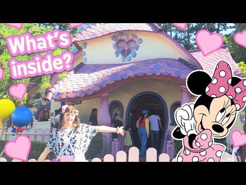 Exploring Minnie Mouse's KAWAII House! | ★ HIGHLIGHTS ★ Princess In Japan