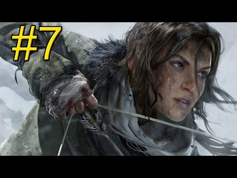 Rise of the Tomb Raider {Xbox One} прохождение часть 7 — Отмычка