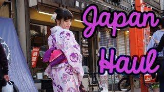 2017 Japan Haul - Schmuck und Accessoires