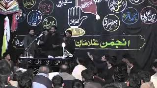 BASHNA 28 SAFAR 2012(ZAKIR HABIB RAZA HAIDRI 2)