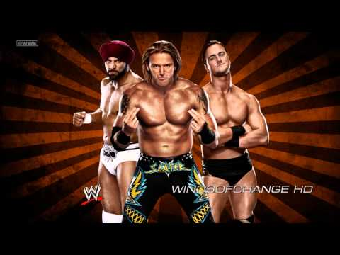 WWE 3MB 2nd Theme Song