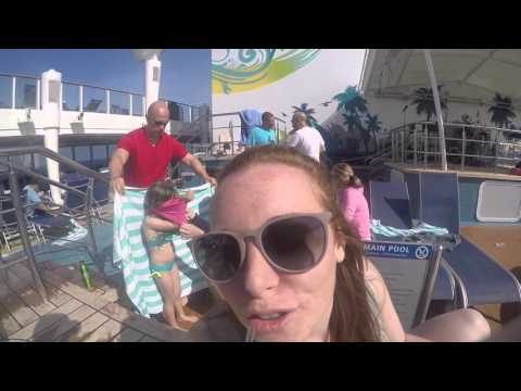 Norwegian Cruise Line Breakaway- Bermuda