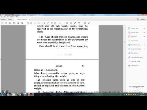 ARA CODE OF RULES INTERCHANGE M C B  GOVERNING REPAIRS003