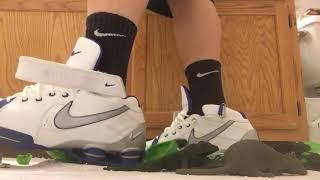 Nike Shox Battlegrounds crush some toys