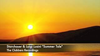 Starchaser & Luigi Lusini - Summer Tale - Original mix (Official Teaser)