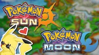 Pokémon Sun & Moon vai CHUTAR BUNDAS!