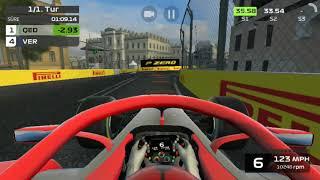 F1 Azerbaycan GP 2019