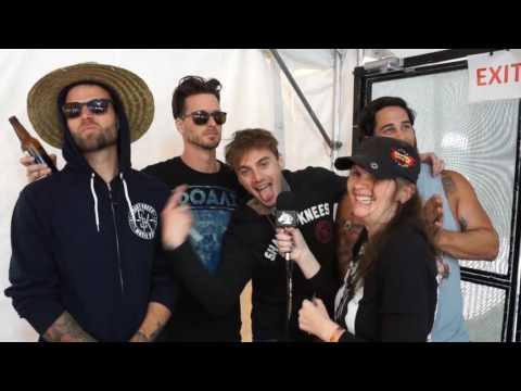 ROCKwell UnScene Highly Suspect Rock on the Range