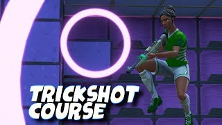 i was MADE for Obey Randumb's trickshot course... (insane shots)