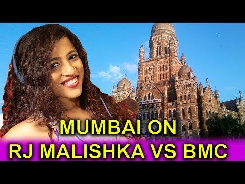RJ Malishka VS BMC | Mumbai Reacts with #StreetSpeak