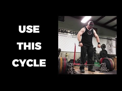 6 Week Deadlift Cycle You Should Try