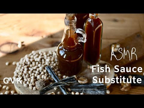 Fish Sauce Substitute (ASMR)
