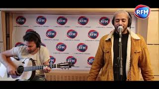 Slimane - Viens on s'aime - Session acosutique RFM