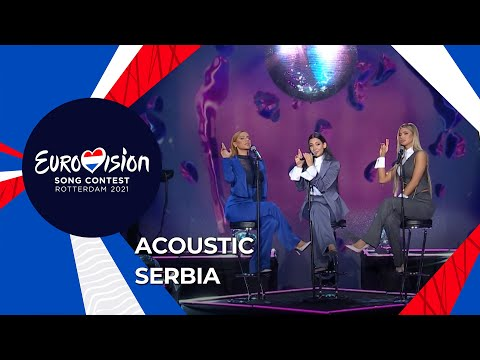 Hurricane - Acoustic version of Loco Loco - Serbia 🇷🇸 - Eurovision 2021 - Eurovision Song Contest