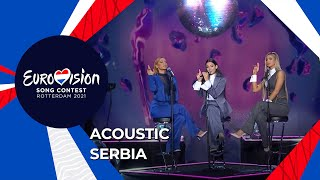 Hurricane - Acoustic version of Loco Loco - Serbia 🇷🇸 - Eurovision 2021