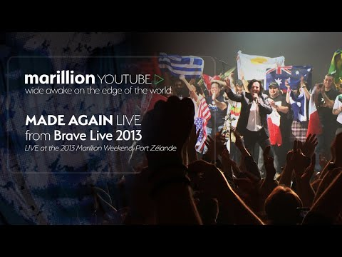 Made Again - Marillion Weekend 2013 - Brave Live 2013