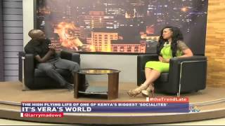 theTrend- Socialite Vera Sidika's new look.mp4