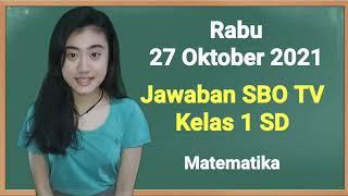 Download Kunci Jawaban Jawa Pos TV Kelas 1 SD Rabu 27 Oktober 2021