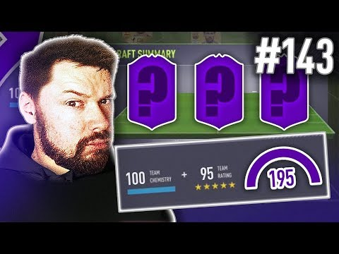 195-fut-draft-challenge!---fifa-18-ultimate-team-draft-#143