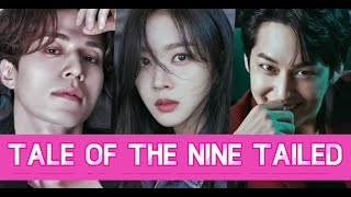 TALE OF THE NiNE TAiLED - Lee Dong wook, Kim Beom, Jo Bo Ah