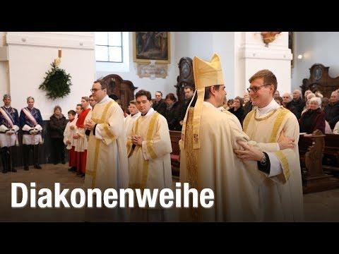 Diakonenweihe 2017 in Altötting