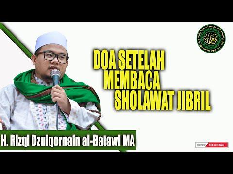 Doa Sholawat Jibril