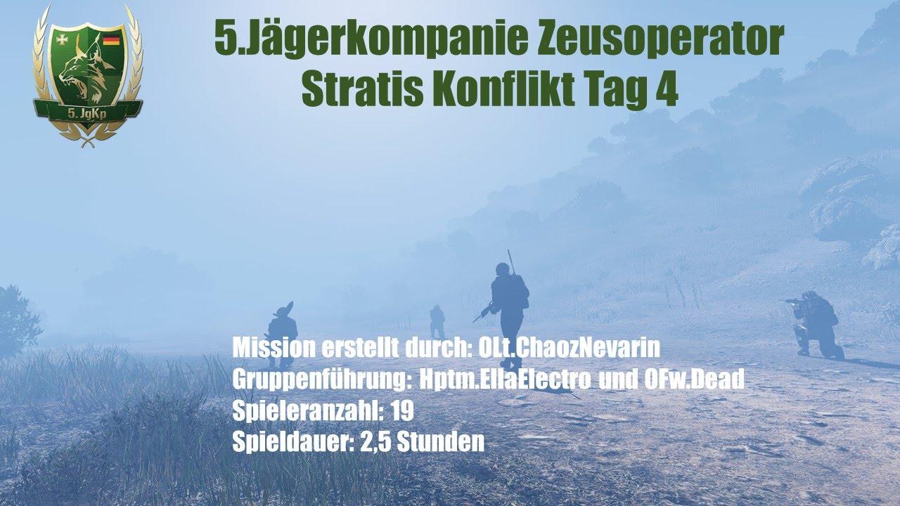 ArmA 3 | Mitschnitt | Stratis Konflikt Tag 4 | Zeus ...