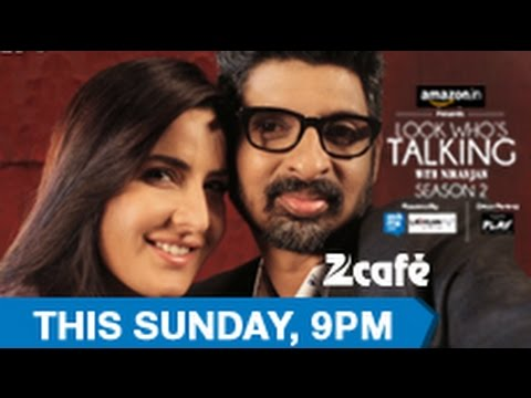 Katrina Kaif Talks About  Her 4AM Friends  Look Whos Talking With Niranjan  Season 2  Finale