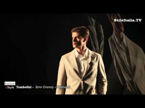 """""""Italian Gentleman""""  - Tombolini  """"Zero Gravity"""" Diamond - """"Italian Fashion"""" & """"Italian Tailoring"""""""