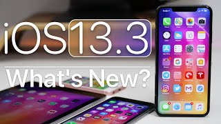 iOS 13.3 is Out! - What's New? Video