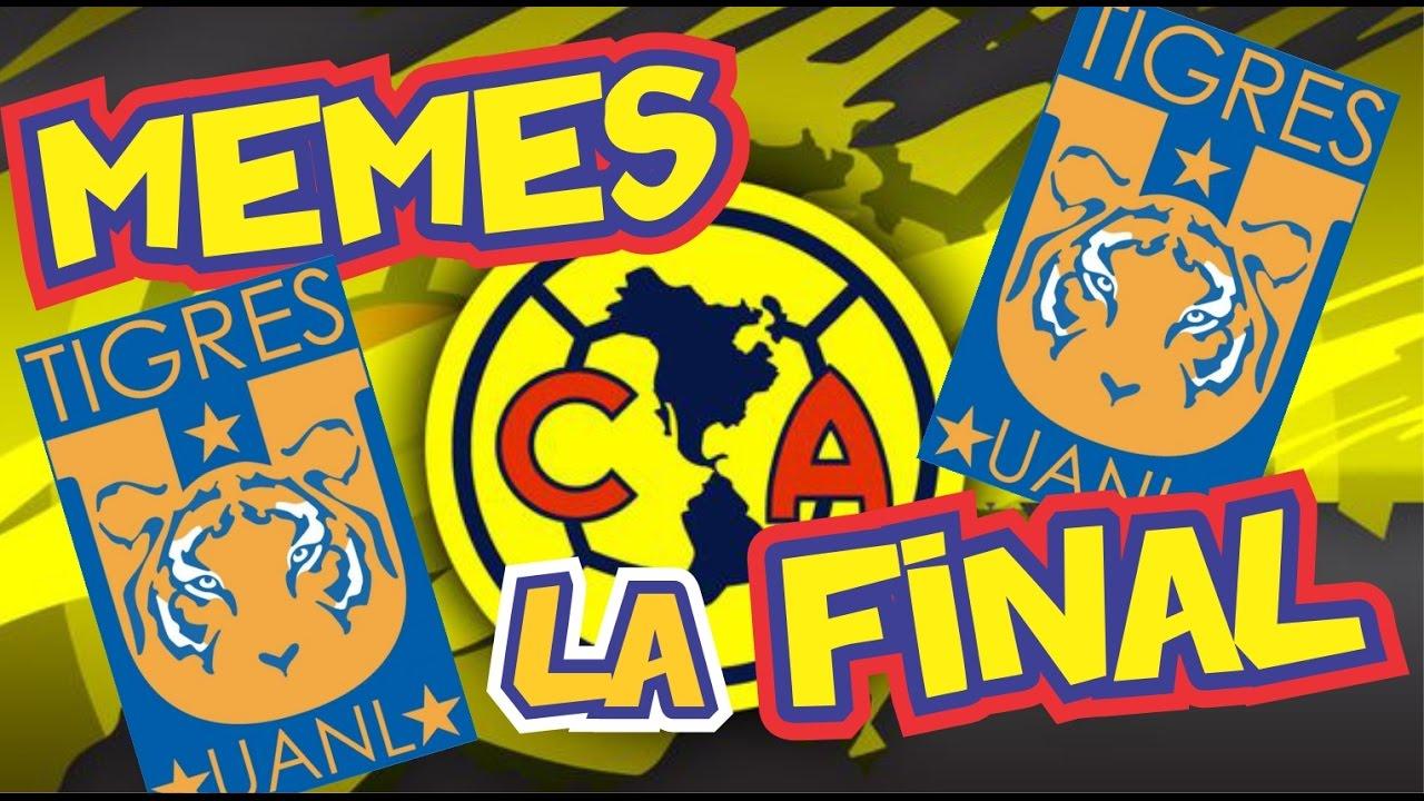 Los Memes del America vs Tigres | FINAL 2016 | 3-0 Penales ...