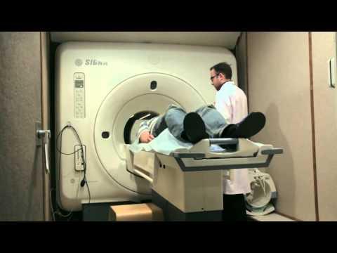 Как делают мрт шейного отдела позвоночника