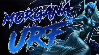 MORGANA URF 2017 - ULTRA RAPID FIRE MORGANA 2017 - URF 2017 MORGANA - League of Legends URF