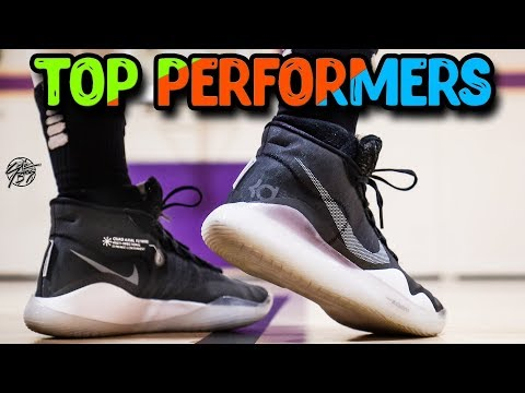 Top Performance Basketball Shoes of 2019! So Far...