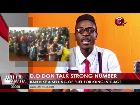 Divisional Officer arrest Amba fighters in Kambe village | Plenty other news dem