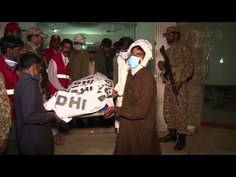 Attentat meurtrier dans un sanctuaire soufi au Pakistan