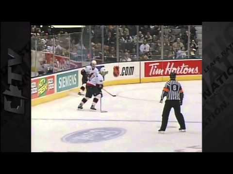 Maple Leafs vs. Senators Game 1 2003-04 Playoffs