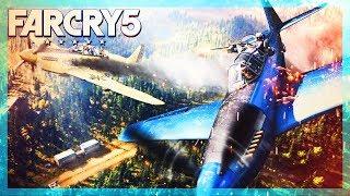 Far Cry 5 #6 - Воздушный бой
