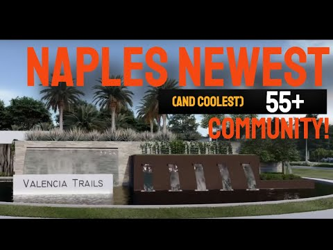 Valencia Trails Active 55+ Community In North Naples Florida Is Amazing