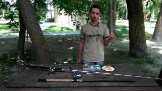 Как правильно ловить сазана - обучающее видео.