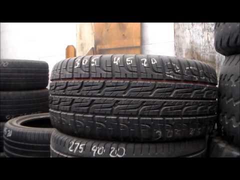 305/45/20 and 275/40/20 used tires, Bridgestone, Michelin,ProComp, BFGoodrich, continental