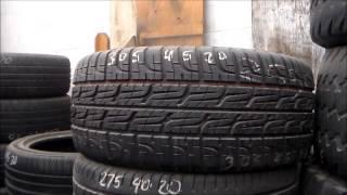 видео Michelin 275/40 R20