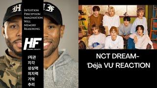 NCT DREAM   'Déjà Vu' Lyrics K-POP Reaction Higher Faculty