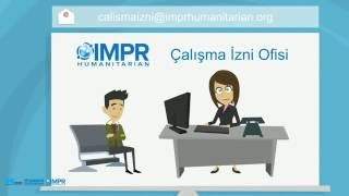Work Permit Application for Foreigners under Temporary Protection
