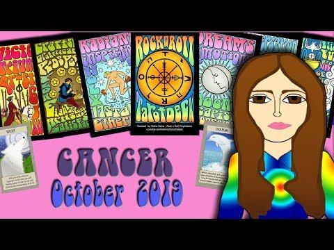 CANCER OCTOBER 2019 Feel Like A Million! Tarot Psychic Reading Forecast Predictions