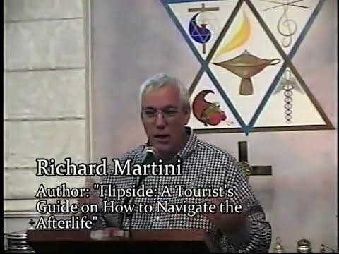 Flipside talk with Richard Martini at Fellowship of the Inner Light Church Virginia Beach
