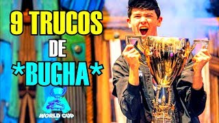9 FORTNITE WORLD CUP ONLY 2019 WINNER TIPS!