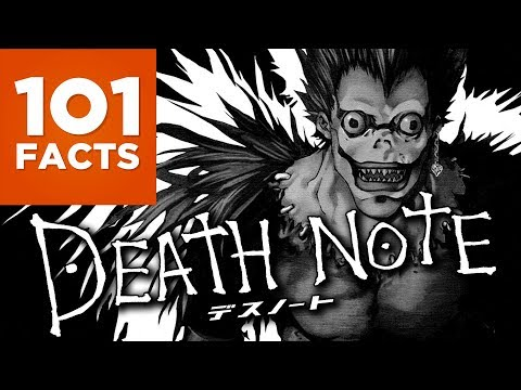 101 Facts About Death Note